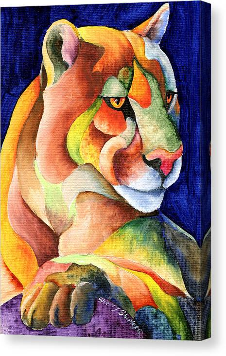 Cougar by Sherry Shipley