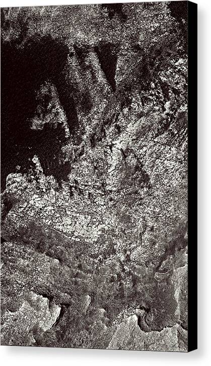 Mars Canvas Print featuring the photograph Older Than Humanity - II by Freyk John Geeris