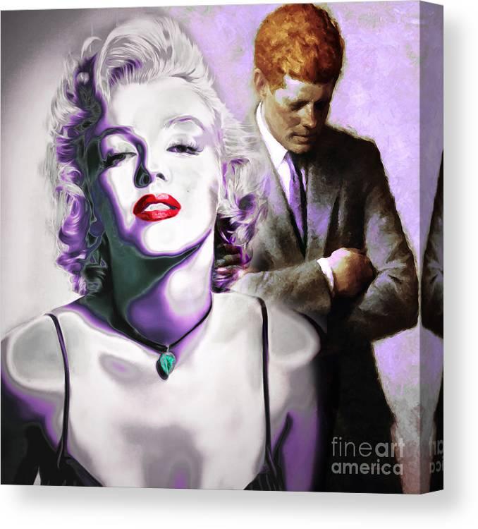 PRESIDENT JOHN KENNEDY JFK Poster Canvas art Prints