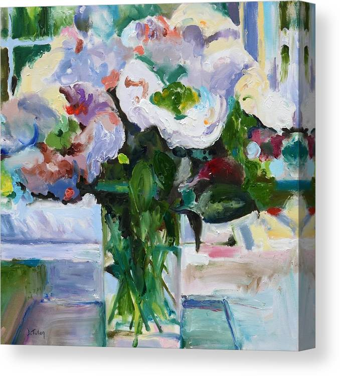 Blossomed Bouquet Wall Decoration Poster Prints Oil Painting Re-Print