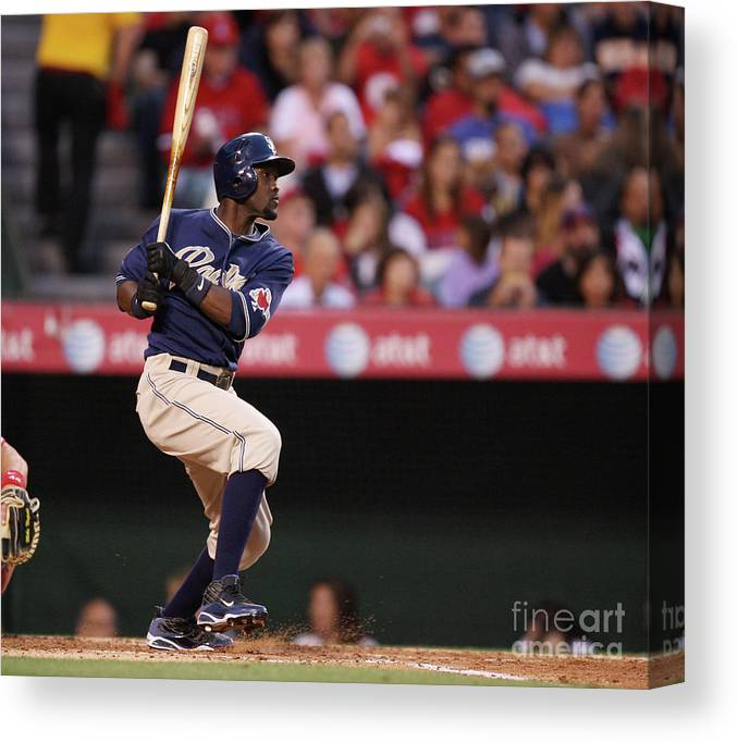 People Canvas Print featuring the photograph Major League Baseball by Icon Sports Wire