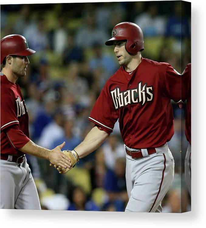 Three Quarter Length Canvas Print featuring the photograph A. J. Pollock by Stephen Dunn