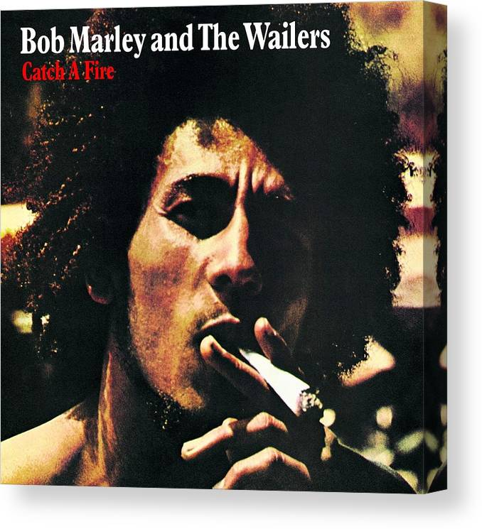 Catch a Fire Deluxe Edition by Bob Marley and The Wailers by Music N Film Prints