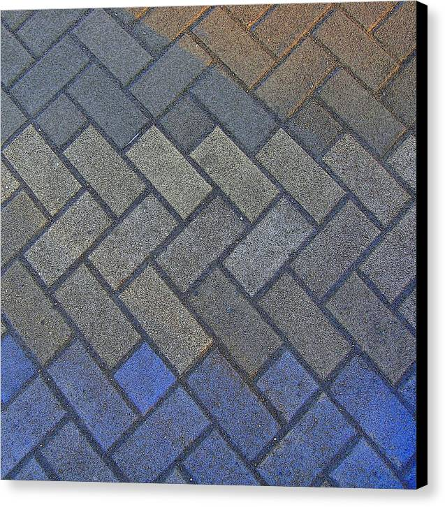 Perfect Tiling Canvas Print by Roberto Alamino
