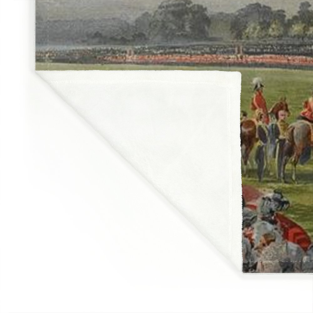 The First Distribution Of The Vc Fleece Blanket For Sale By George Housman Thomas