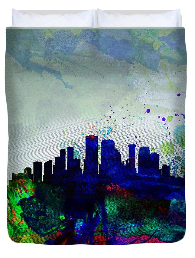 Designs Similar to  New Orleans Watercolor Skyline