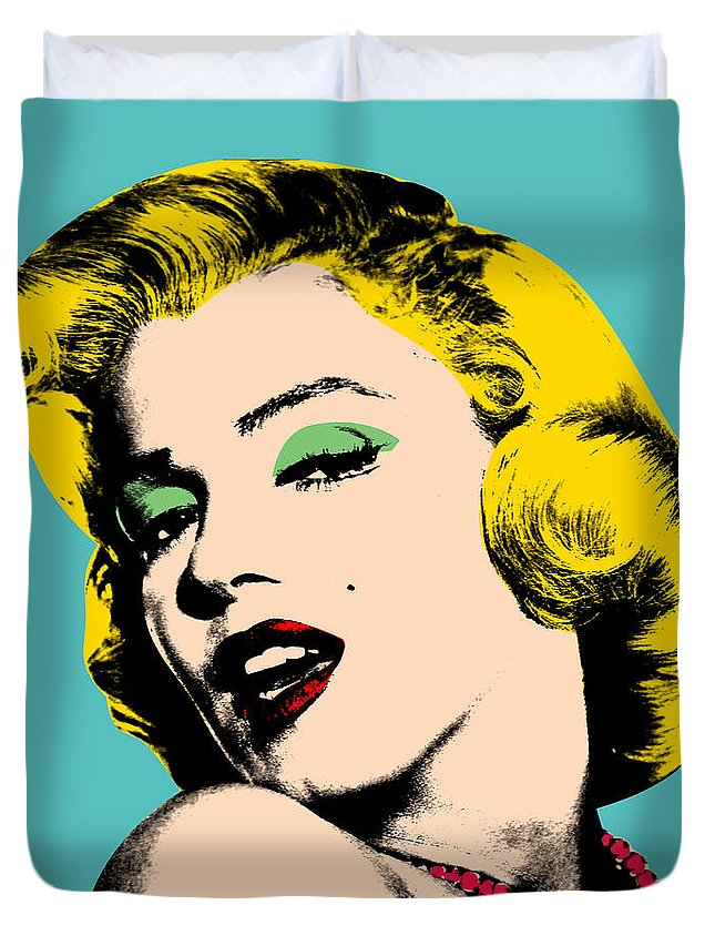 Movie Star Marilyn Monroe Duvet Covers