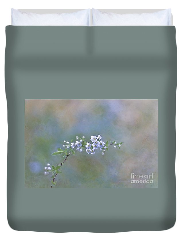 Spring Duvet Cover featuring the photograph Breath Of Spring by Maria Ismanah Schulze-Vorberg