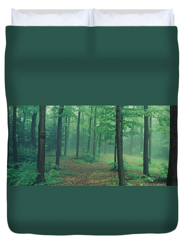 Chestnut Ridge Park Photographs Duvet Covers
