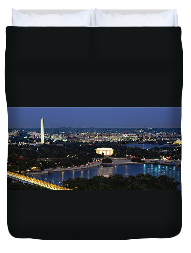Washington Monument Duvet Covers