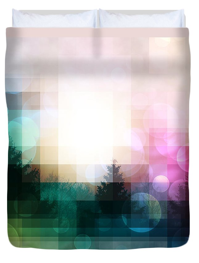 Imagination Duvet Cover featuring the photograph Imagination by Phil Perkins