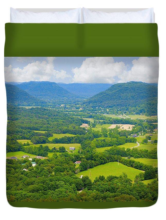 Kentucky Duvet Cover featuring the photograph Kentucky by Alexey Stiop