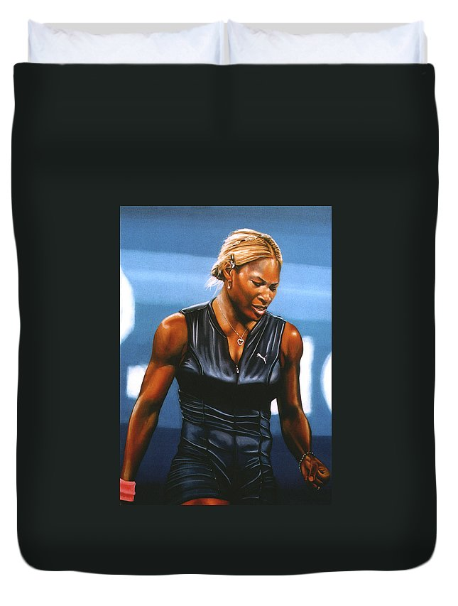 Serena Williams Duvet Covers