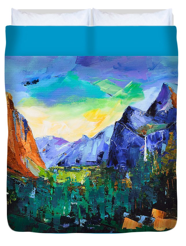 Valley Duvet Covers