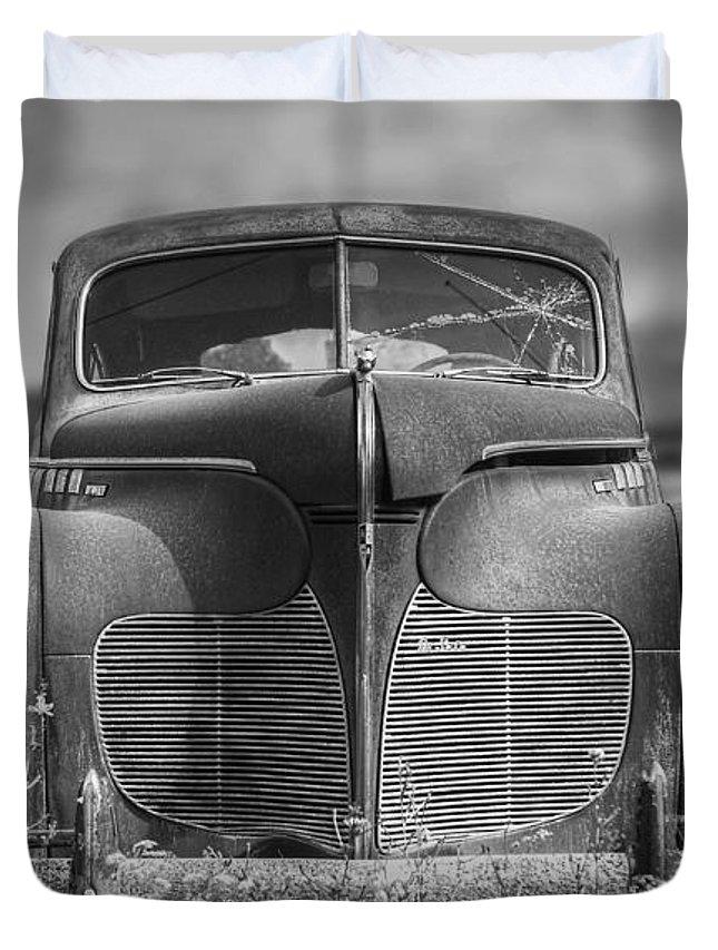 Corrosion Duvet Covers