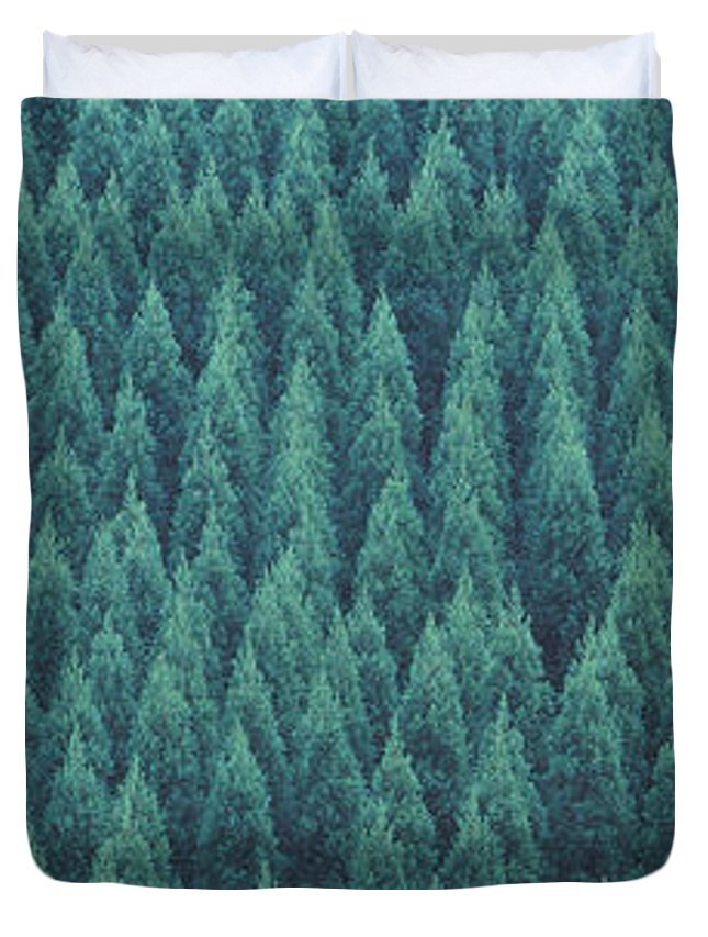 Pine Trees Duvet Covers
