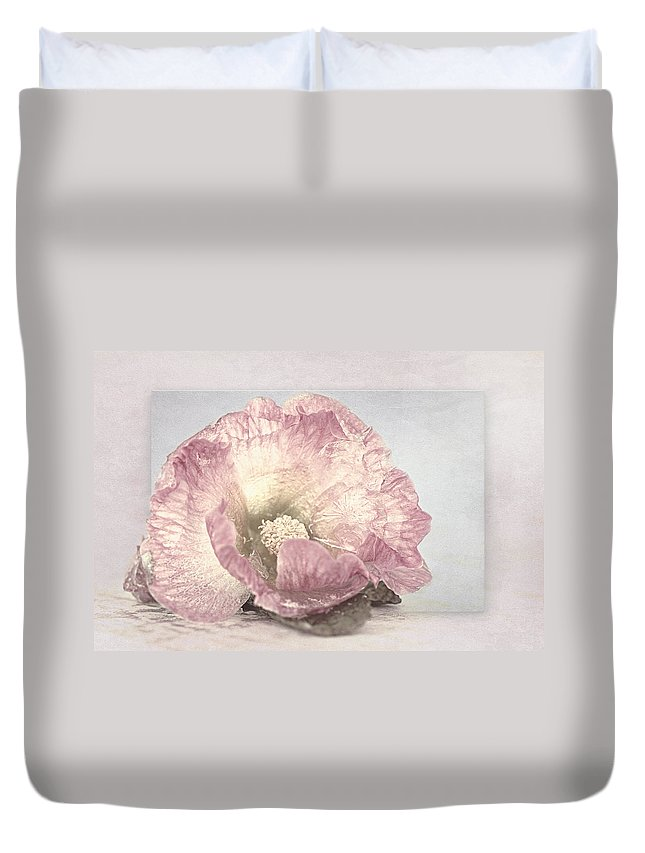 Still Life Duvet Cover featuring the photograph Still Life by Heike Hultsch