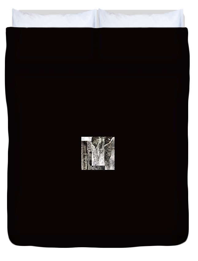 Beautiful Duvet Cover featuring the photograph Plastic 2 by J Love