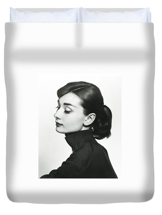 Audrey Hepburn Duvet Covers