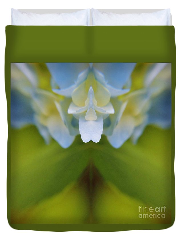 Plant Duvet Cover featuring the photograph Spring 2013 by Chet B Simpson