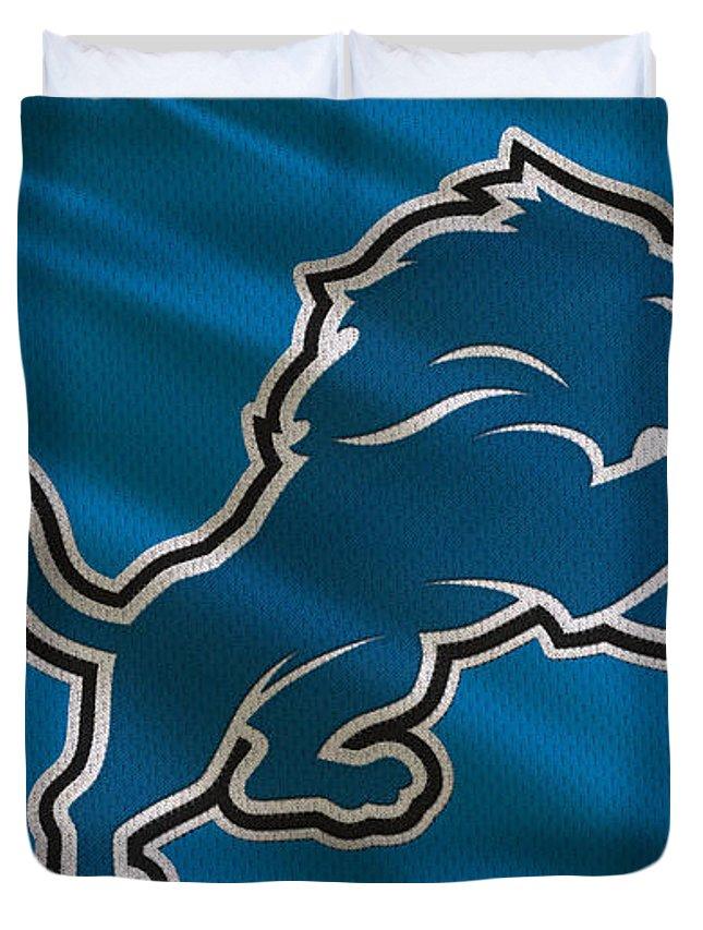 Detroit Lions Duvet Covers