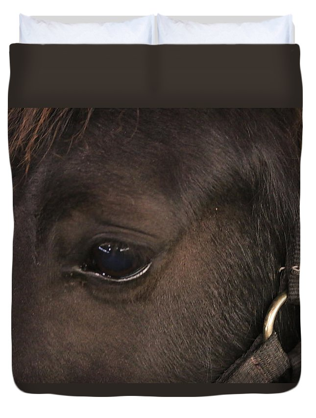 Duvet Cover featuring the photograph 956 by Laddie Halupa