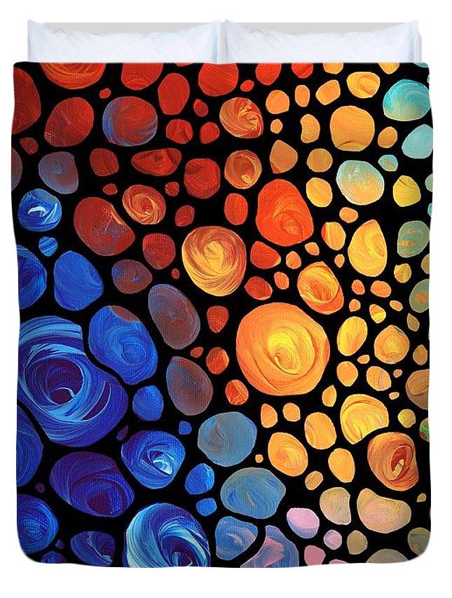 Glass Duvet Covers