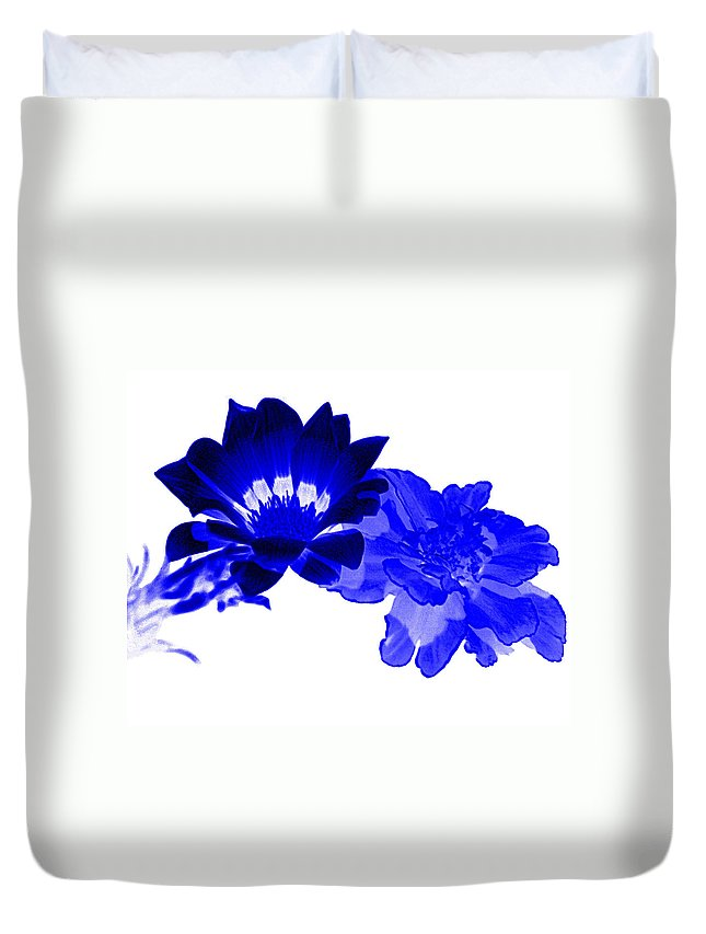 Original Duvet Cover featuring the photograph Abstract 130 by J D Owen