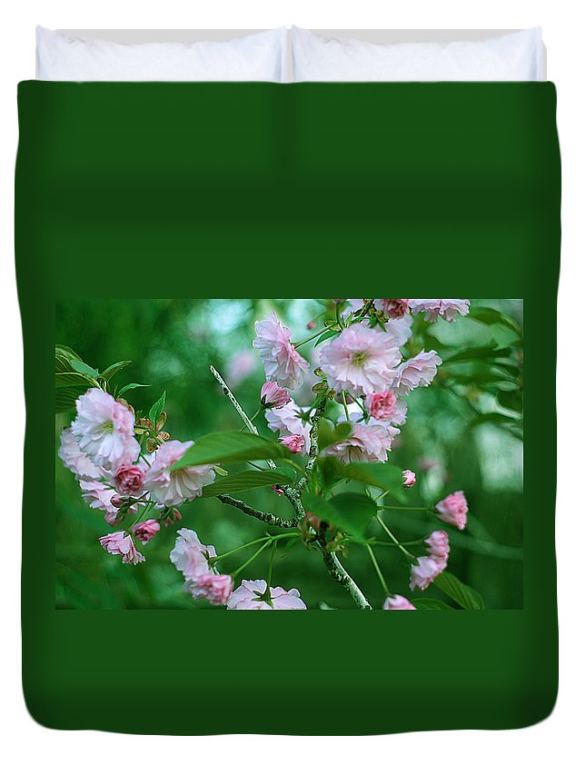 Springtime Duvet Cover featuring the photograph Always New by Ira Shander