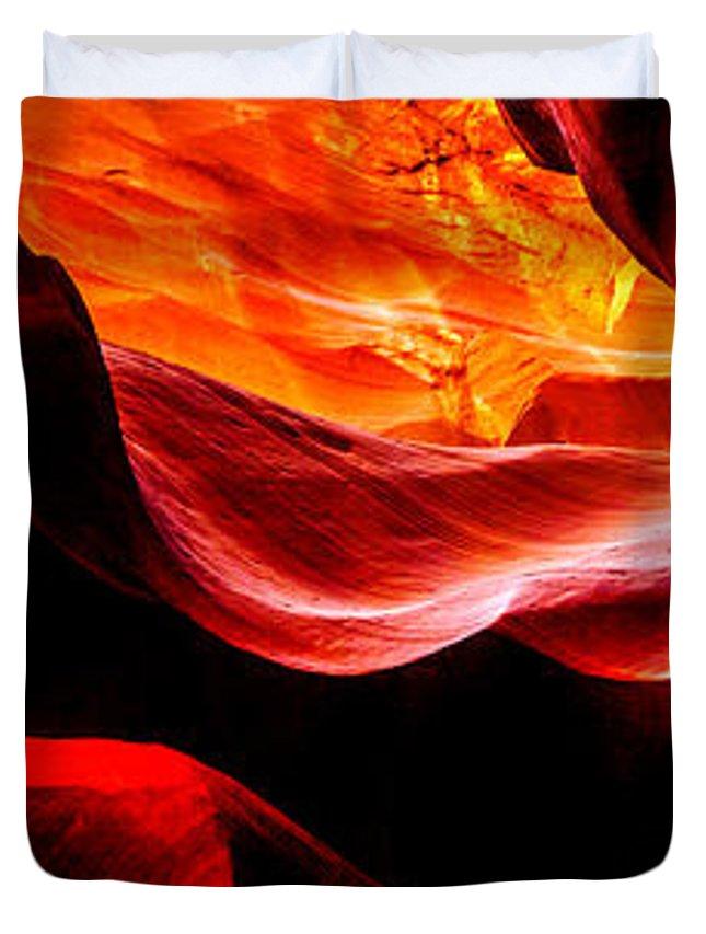 Light Shaft Duvet Covers