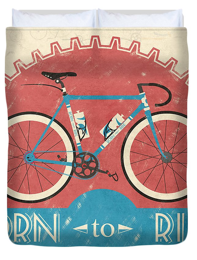 Bicycle Duvet Covers