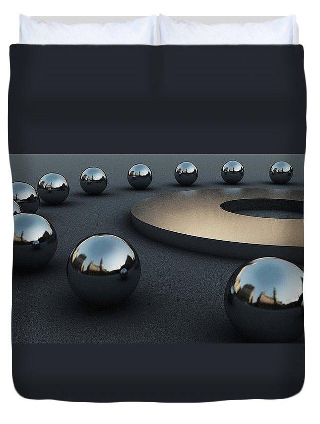 Sphere Duvet Covers
