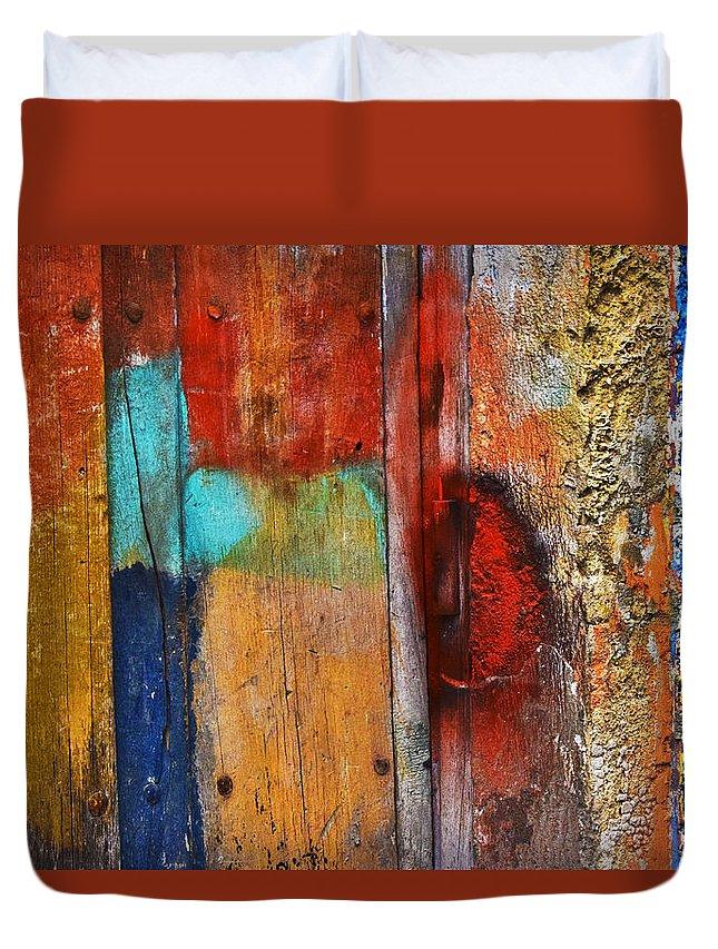 Arpeggio Duvet Cover featuring the photograph Arpeggio by Skip Hunt