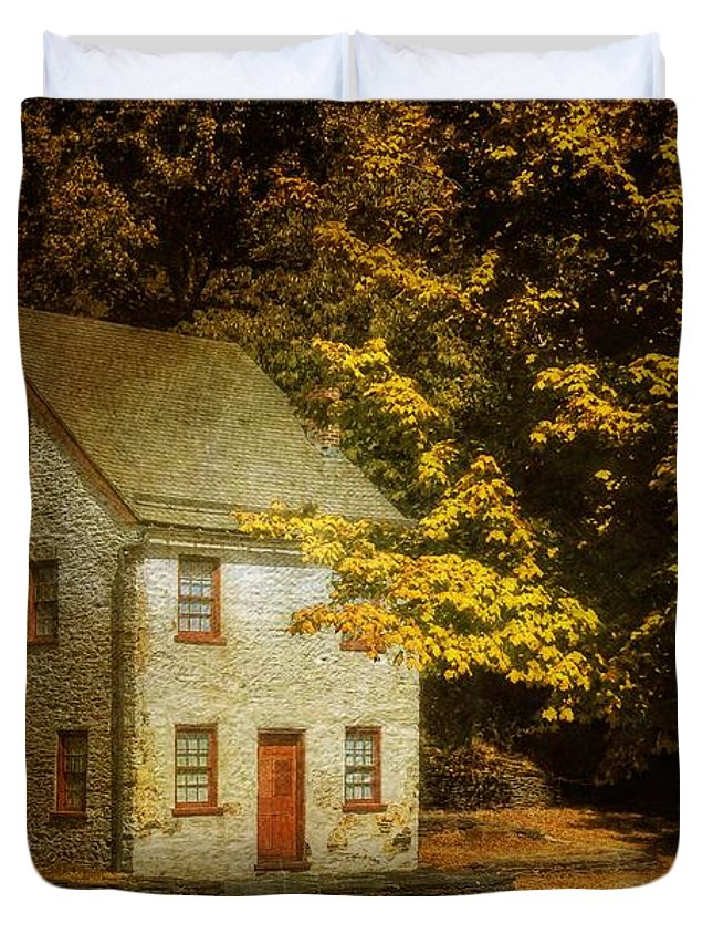 Historic House Photographs Duvet Covers