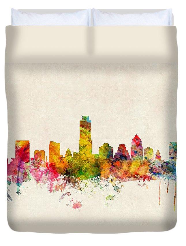 Austin Skyline Duvet Covers