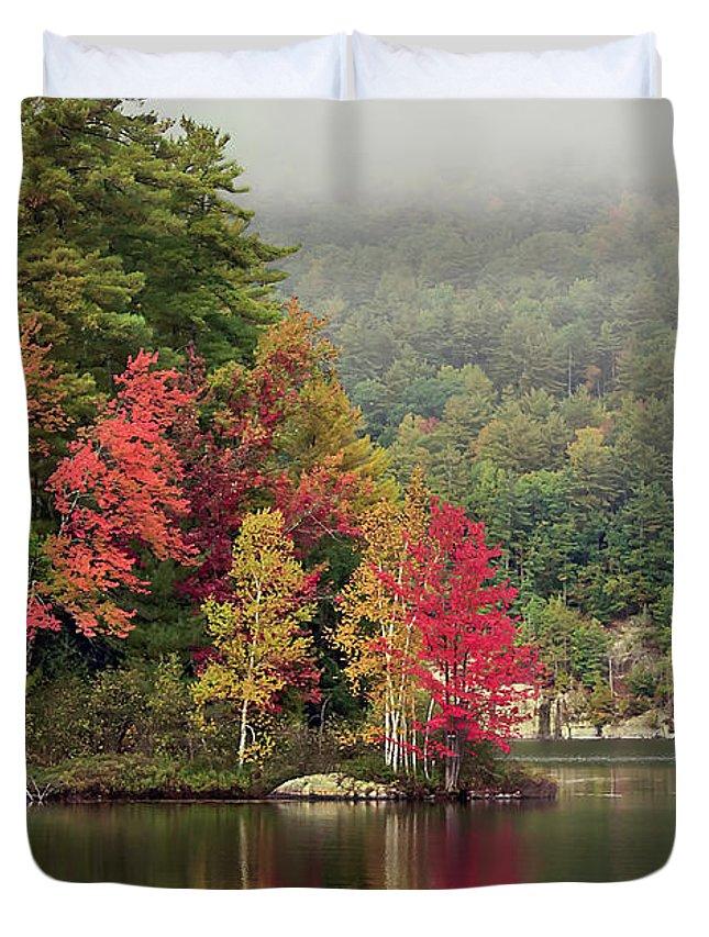 Pond Photographs Duvet Covers
