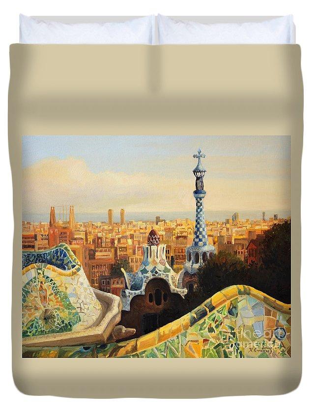 Barcelona Duvet Covers