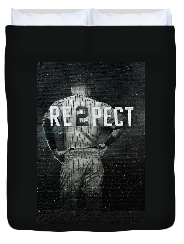 Baseball Player Duvet Covers
