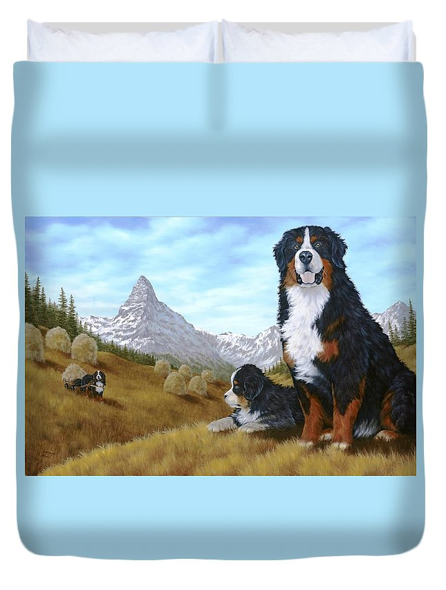 Designs Similar to Bernese Mountain Dog