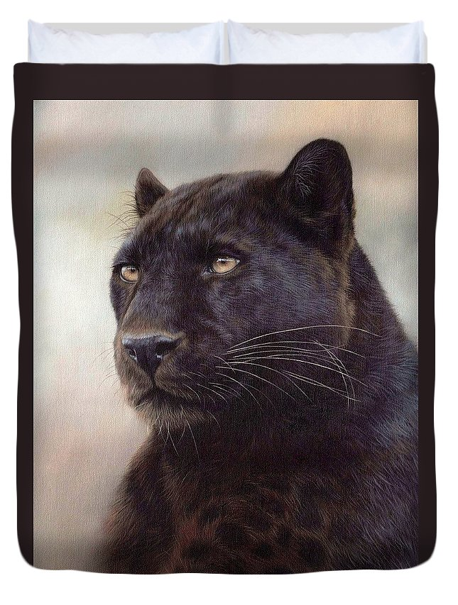 Panther Duvet Covers