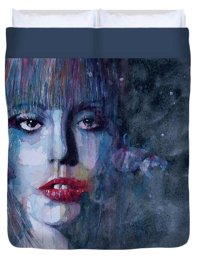 Lady Gaga Duvet Covers