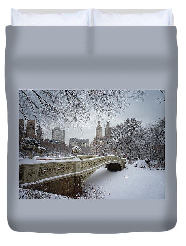 New York City Skyline Duvet Covers