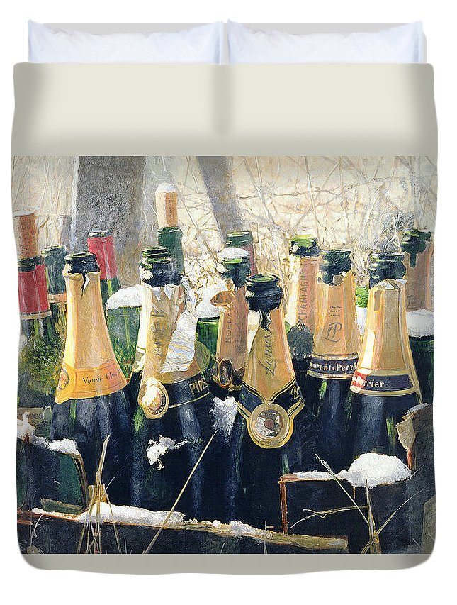Champers Duvet Covers