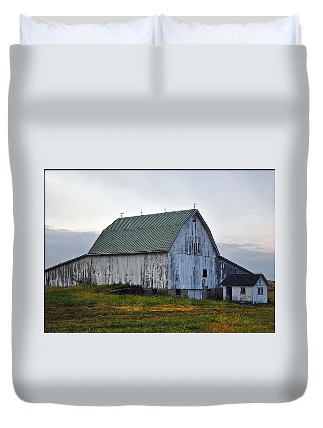 Horse Duvet Cover featuring the photograph Brand New Day by Brittany Horton