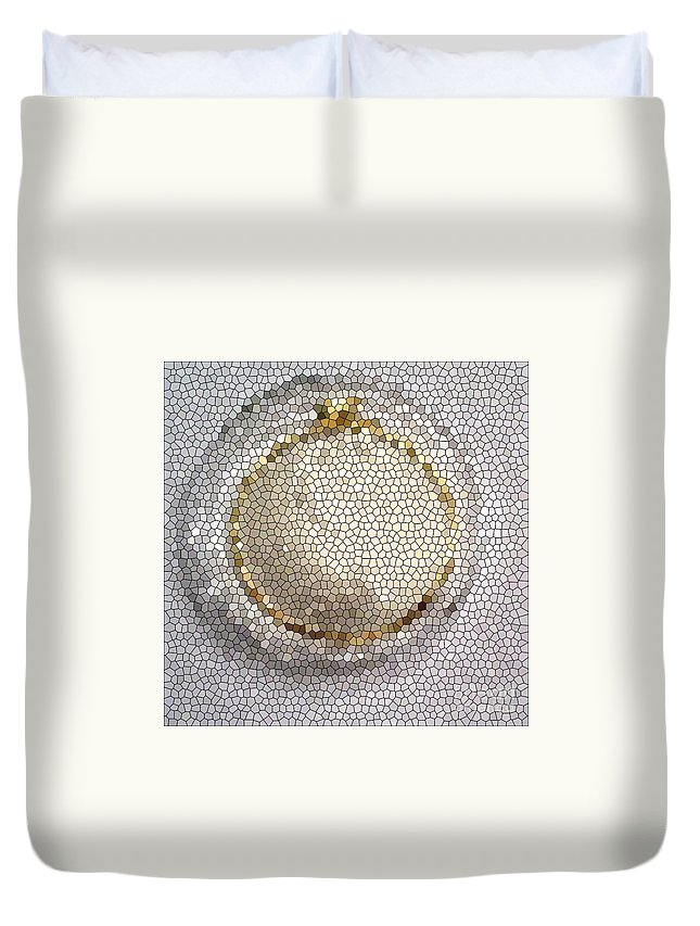 Wedding Duvet Cover featuring the photograph Broken Vows Version 2 by Joseph Baril