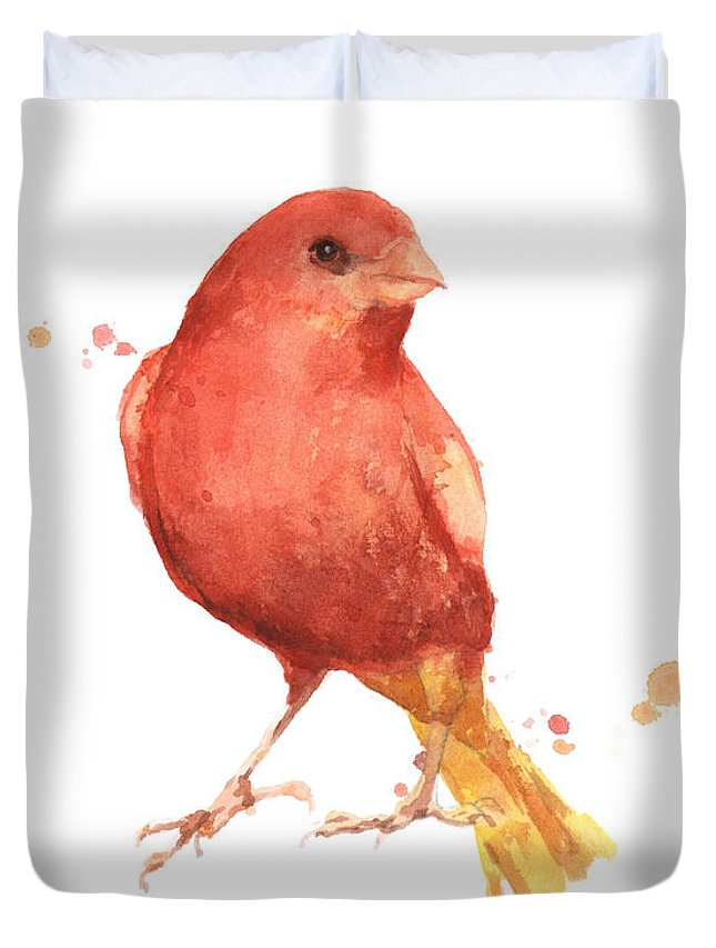 Canary Duvet Covers