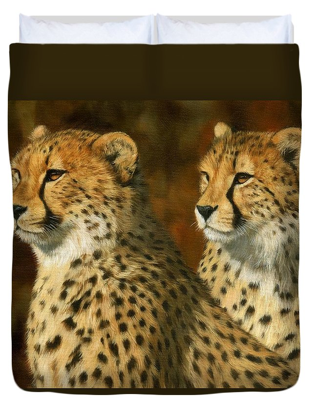 Cheetah Duvet Covers