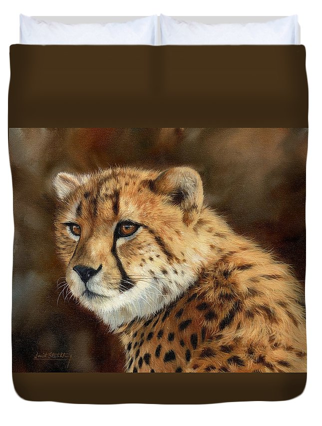 Cheetah Duvet Covers