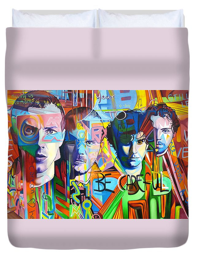Coldplay Duvet Covers