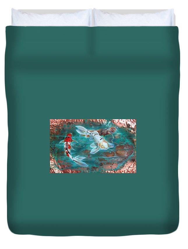 Designs Similar to Copper Koi by Sandi Baker